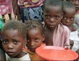 Niños África