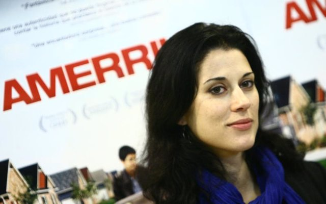 Cherien Dabis directora de Amerrika