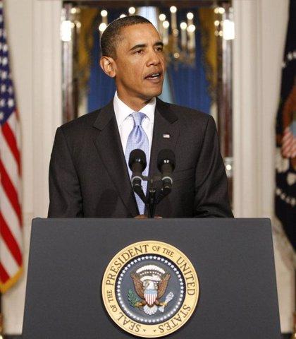 Obama anuncia la revisión de la seguridad en el transporte aéreo