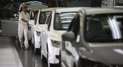 España está considerado el país menos competitivo entre los grandes productores de coches