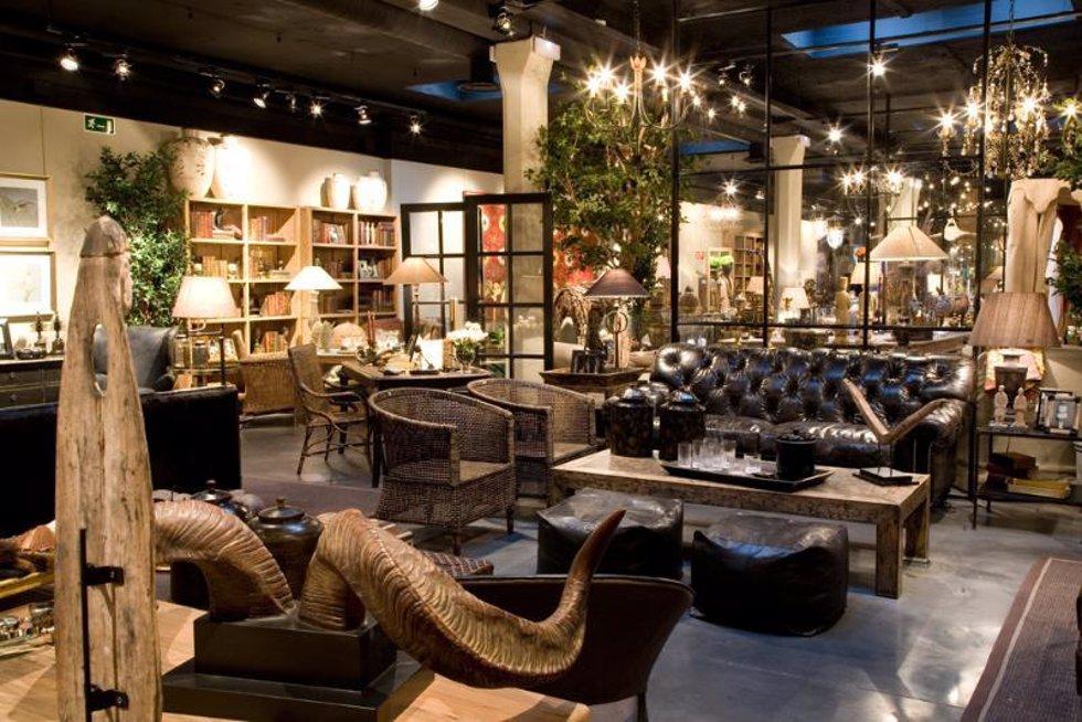 Becara abre tienda en barcelona - Muebles aragon madrid ...