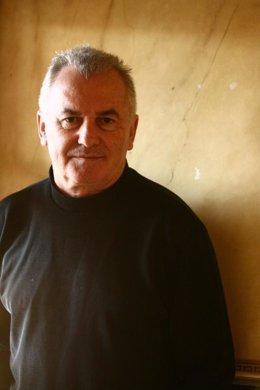El cantante Víctor Manuel