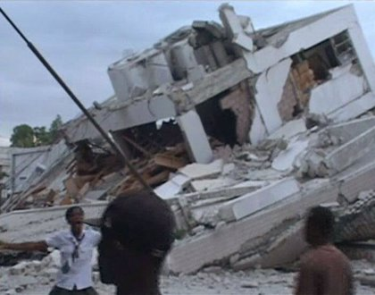 Iberoamérica expresa su solidaridad con Haití