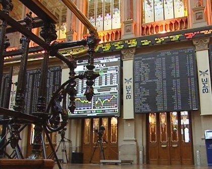 El Ibex 35 pierde un 0,25% al comienzo de la sesión