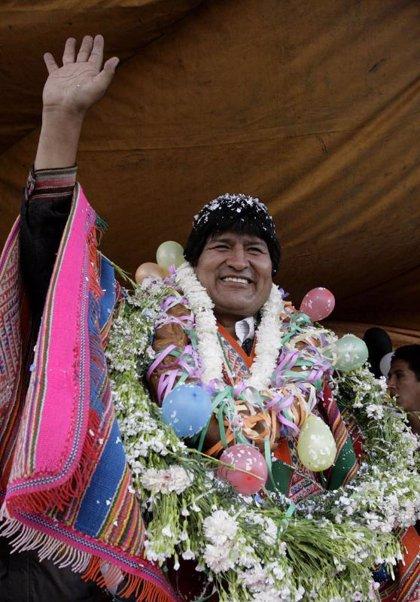 Evo Morales se identifica con los na'vi de Avatar