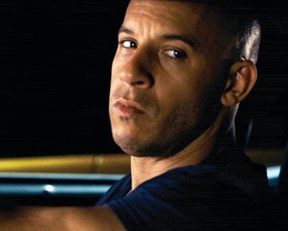 Vin Diesel no se cansa de ir 'A todo gas'