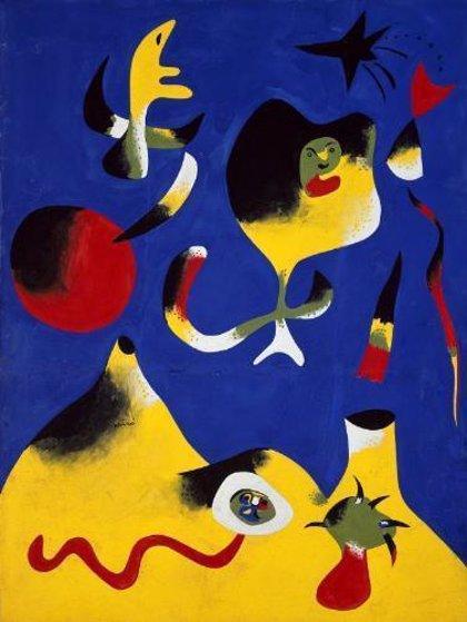 Miró reabre su sala octogonal