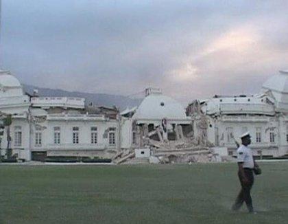 El presidente de Haití afirma que podría haber miles de muertos