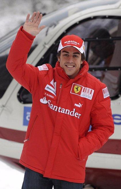 """El director de Ferrari: """"Alonso lo tiene todo para ganar a Schumacher"""""""