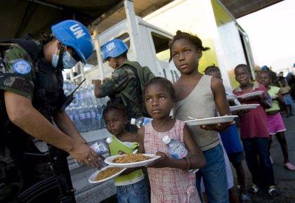 Los esfuerzos internacionales comienzan a hacerse notar en Haití