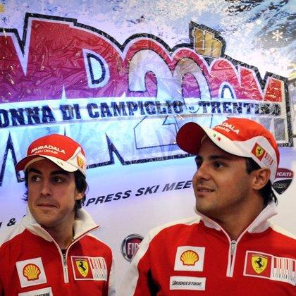 """Alonso: """"Lo ideal sería que mi rival más feroz fuera Massa"""""""