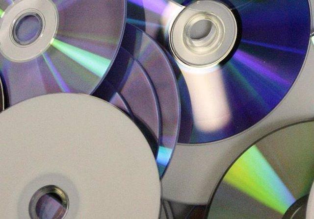 Imagen de CD DVD Blueray