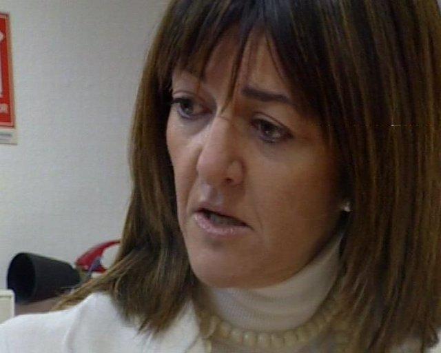 La portavoz y consejera de Justicia del Gobierno vasco, Idoia Mendia