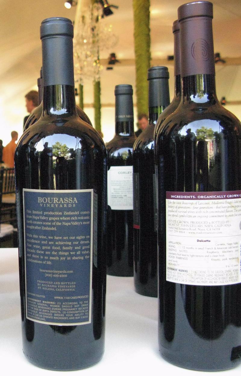 El vino con perejil ayuda mucho a eliminar el colesterol