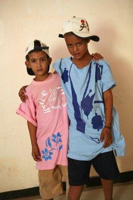 Camisetas 'Sáhara Libre Wear'