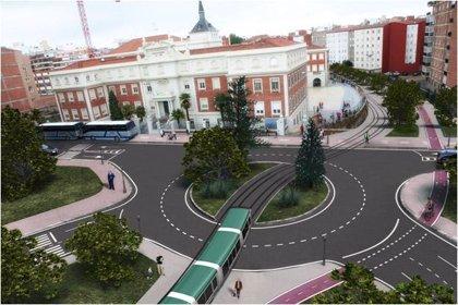 El Ayuntamiento de León aprueba por unanimidad el convenio para la financiación del tranvía y la integración de FEVE
