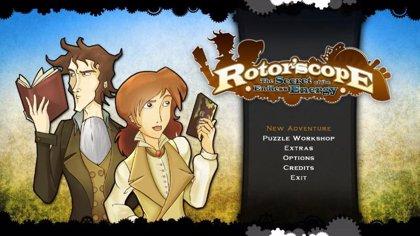 El galardonado juego español 'Rotor'scope' llega a Xbox Live