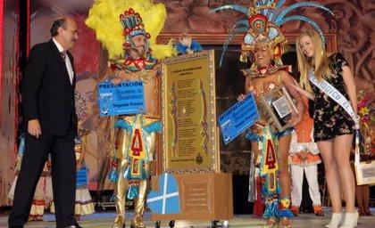 Los Joroperos y Los Rumberos triunfan en el Concurso de Comparsas del Carnaval de Santa Cruz de Tenerife