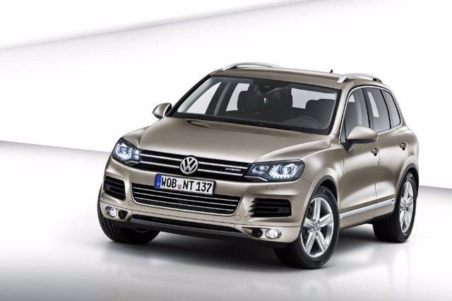Nuevo Volkswagen Touareg