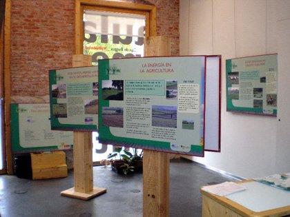 Caja de Burgos organiza en Valladolid una muestra y un ciclo de conferencias sobre la agricultura ecológica