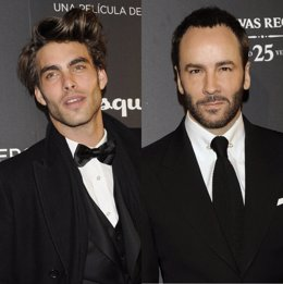 Jon Kortajarena Y Tom Ford