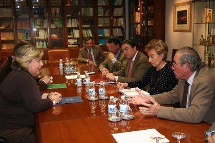 """Aguilera asegura que la Ley de la Dehesa será """"vital"""" para preservar las ganaderías dedicadas al toro de lidia"""