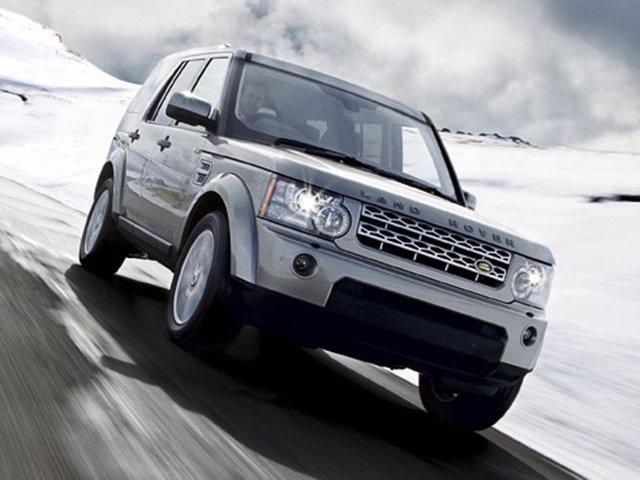 Land Rover Edicion 'Snow Edition'
