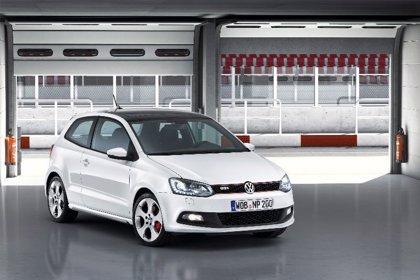 Economía/Motor.- El Volkswagen Polo GTI hará su estreno mundial en el próximo Salón del Automóvil Ginebra