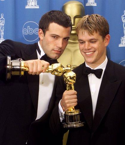 Ben Affleck y Matt Damon de nuevo juntos