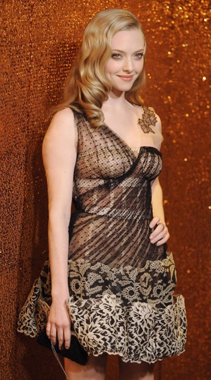 Amanda Seyfried será la caperucita de la directora de Crepúsculo