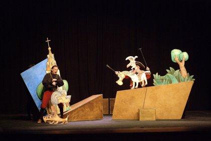 El espectáculo de títeres 'El barón de Munchausen' se mostrará hoy en el Auditorio de León