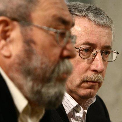 Corbacho, Toxo y Méndez, juntos el lunes en un acto socialista