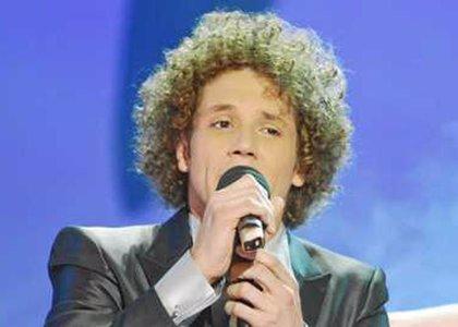 Daniel Diges representará a España en Eurovisión con el tema 'Algo pequeñito'