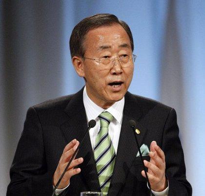 """Ban Ki Moon se muestra """"decepcionado"""" por el nuevo rechazo a la liberación de Suu Kyi"""