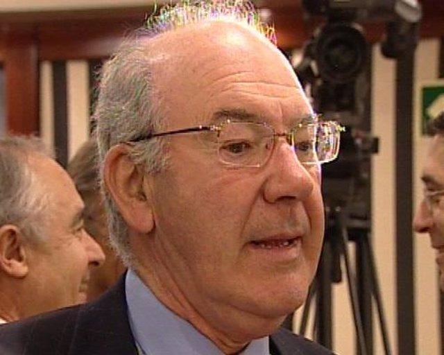Ex lehendakari José Antonio Ardanza