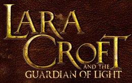 Logotipo De Lara Croft And The Guardian Of Light