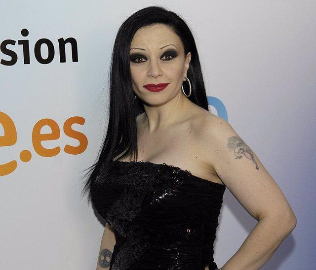 Alaska es la presentadora de Eurovisión 09