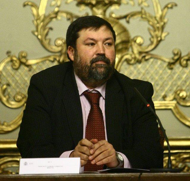 ministro de Justicia, Antonio Caamaño