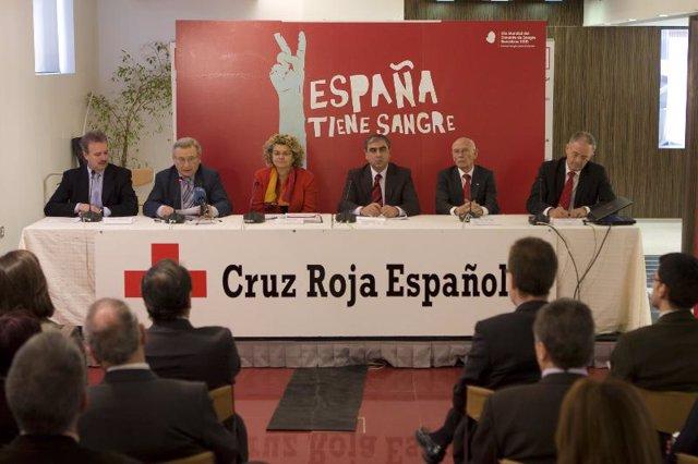 España tiene sangre