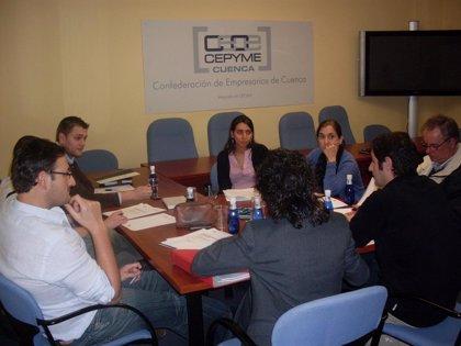 La Asociación de Profesionales y Empresarios del Diseño de Cuenca renueva su directiva