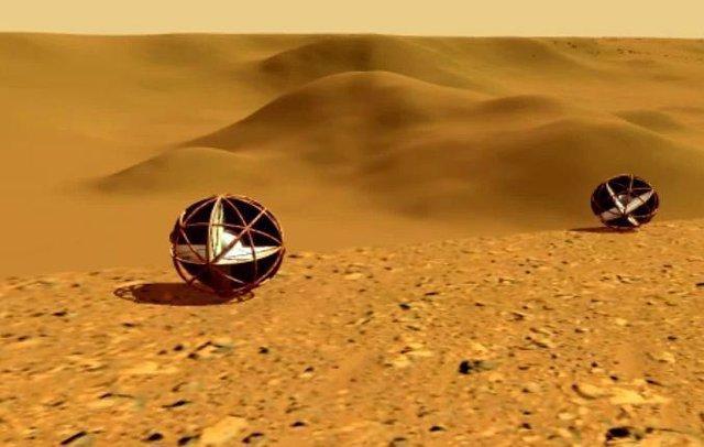 Nuevos Rover Para Marte
