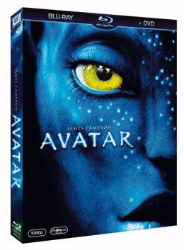 DVD De Avatar