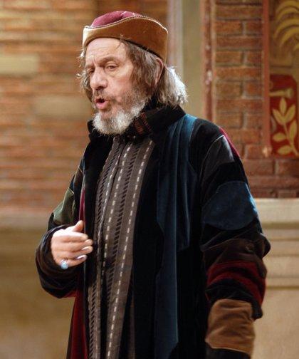 """Fernando Conde: """"Nunca he escuchado a la ministra hablar de teatro"""""""