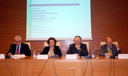 Políticos y empresarios jiennenses y de La Toscana intercambian experiencias sobre el olivar