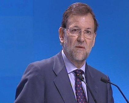 Rajoy se compromete a luchar contra la pobreza y la exclusión social