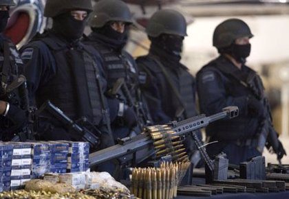 Al menos 23 muertos en México en las últimas horas