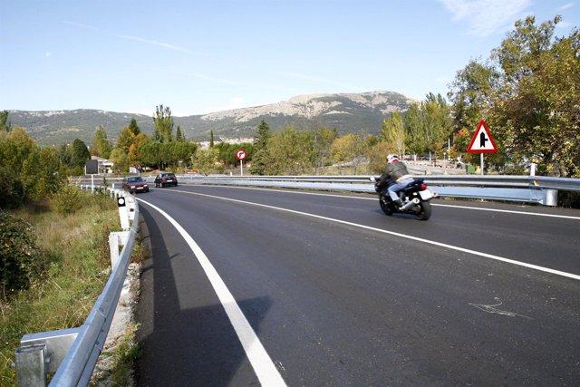 Barreras De La Red Principal De Carreteras