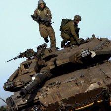 Incursion militar del ejercito Israeli en Gaza