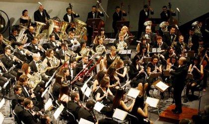 Bandas de música de Granadilla, Arona y Buenavista del Norte actúan hoy en el Auditorio de Tenerife