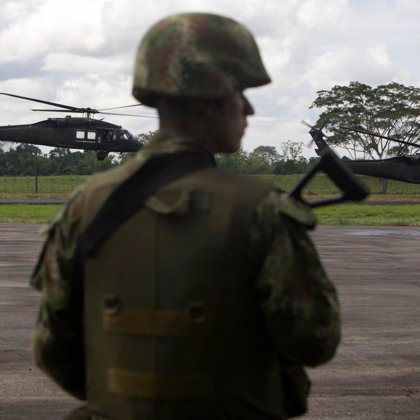 Colombia inicia el cese de actividades acordado con las FARC